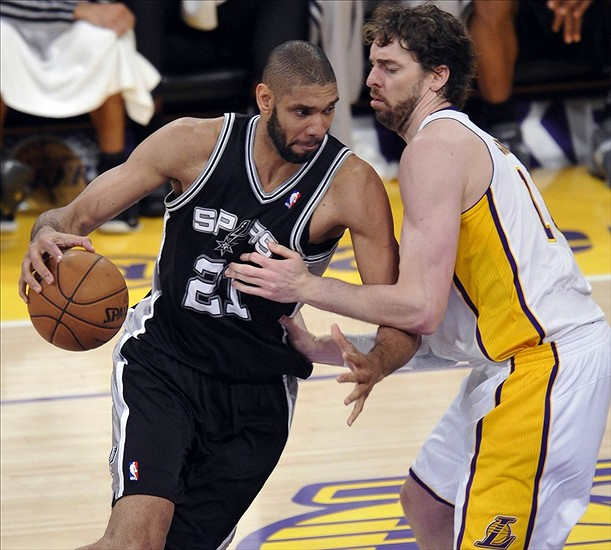 Spurs First Team Players Squad: 2013 All-NBA First Team