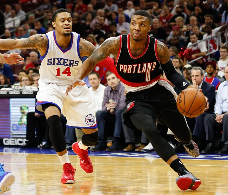 Portland Blazers Defensive Rating: Players The Sixers Should Trade The No. 3 Pick For