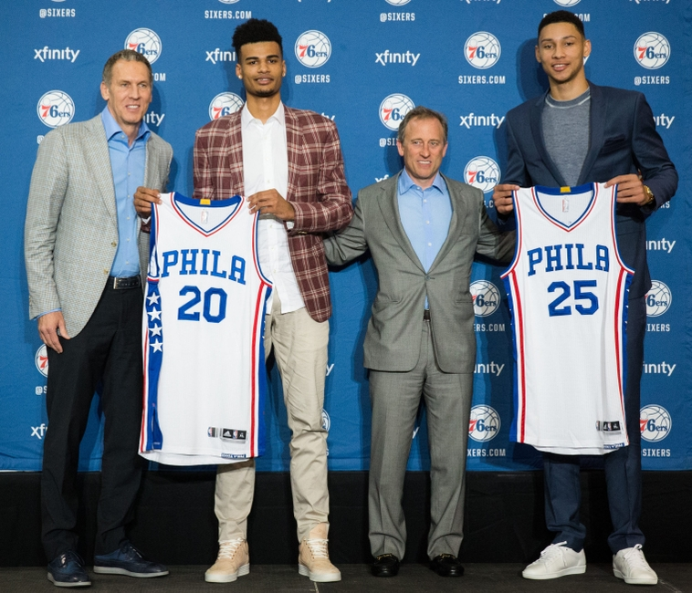Why Philadelphia 76ers Should Expect All Draft Picks To