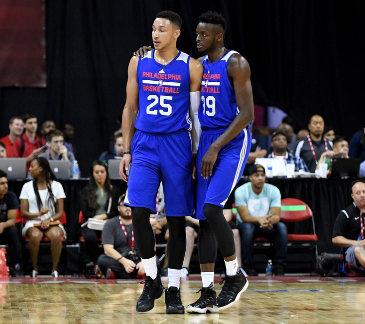 Top 10 Philadelphia 76ers Players Heading Into 2016-17