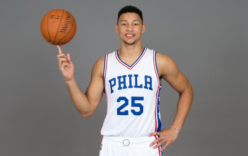 buy online d02da 40410 Ben Simmons: 5 Ways He Will Improve Philadelphia 76ers This Year