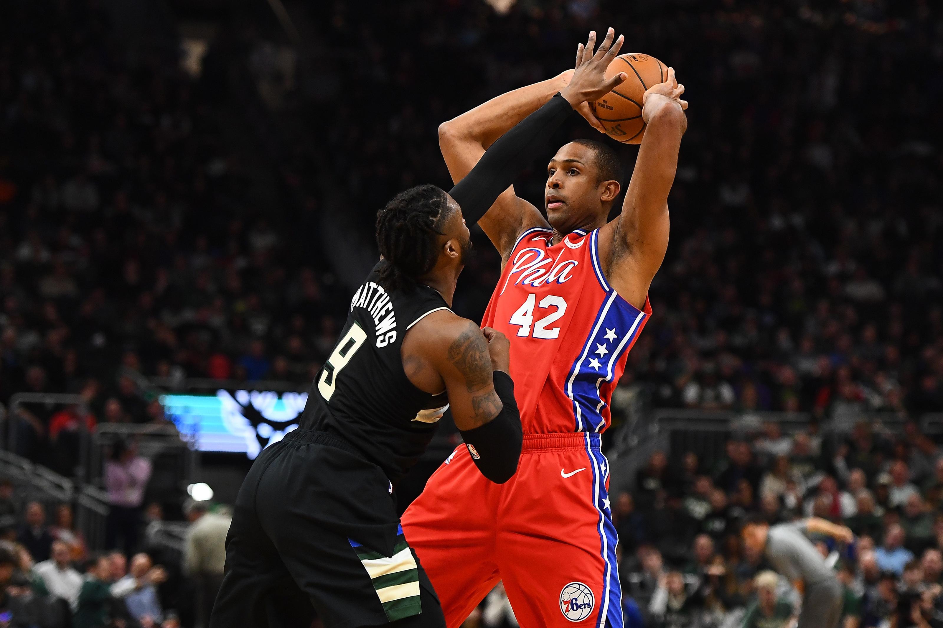 Philadelphia 76ers: Al Horford has reached rock bottom