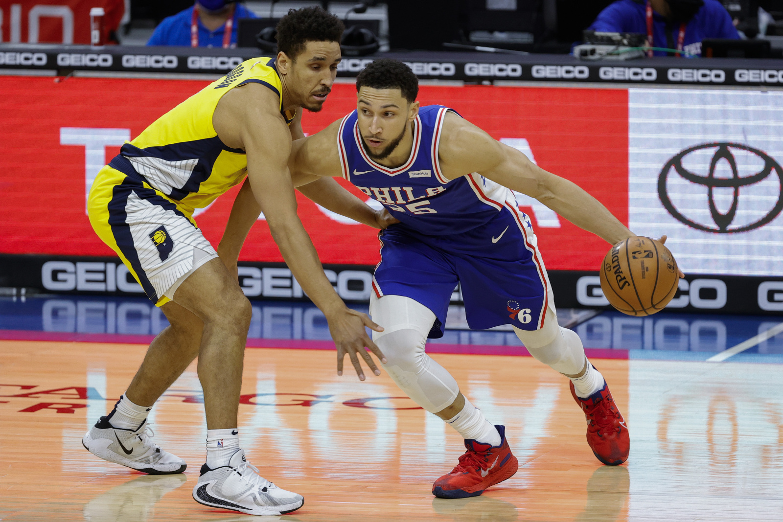 Ben Simmons For Malcolm Brogdon trade rejected