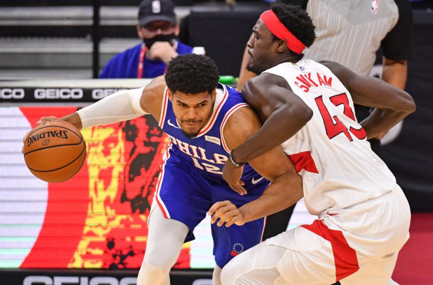 Philadelphia 76ers: Tobias Harris was at his best vs. Raptors