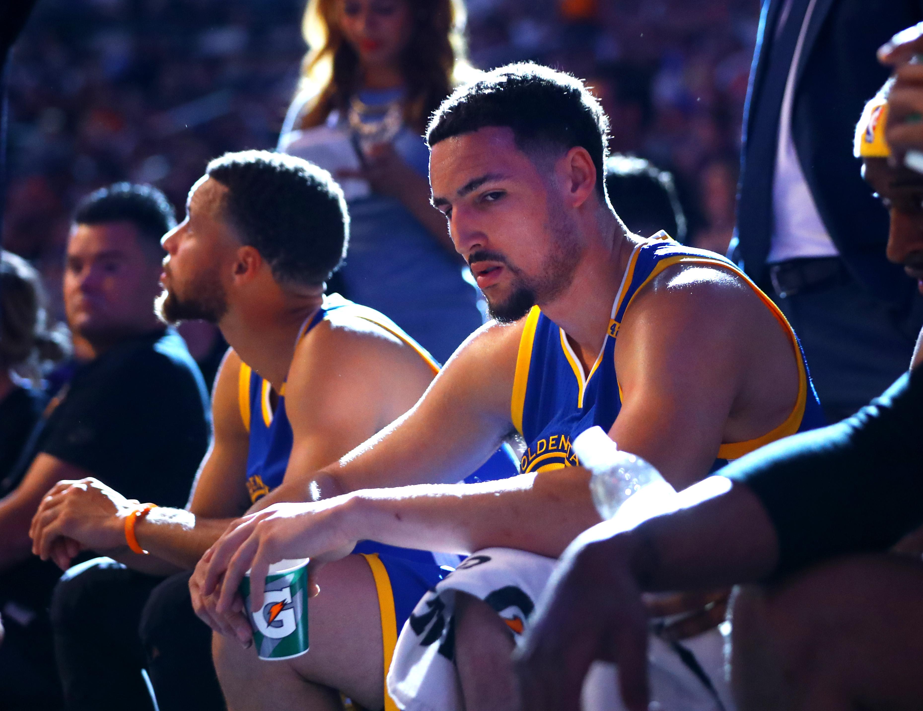 Philadelphia 76ers: Imagining a Klay Thompson Acquisition